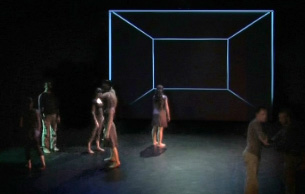 "Non solo, ""not only"" or ""not alone"", is a modern dance piece by choreographer Nikos Lagousakos in continuous progress."